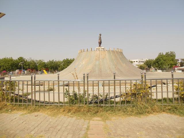 Shastri-circle-in-Jodhpur-Tour