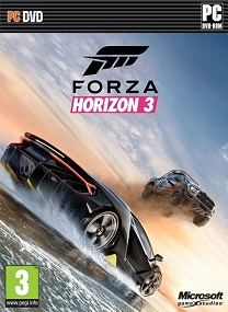 Forza Horizon 3 Inc. All DLC's and 4K Textures Repack-CorePack