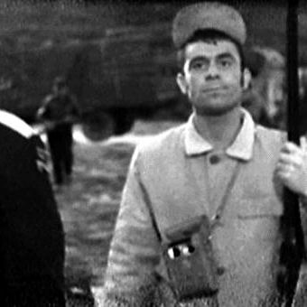 Image result for the defiant ones 1958 CARL SWITZER