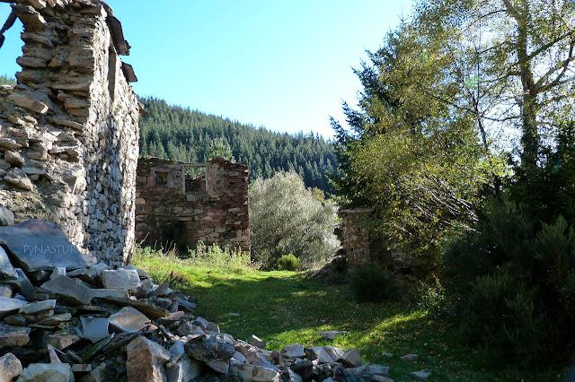 Pueblo abandonado de Brusquete - Los Oscos - Asturias