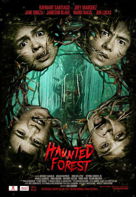 watch filipino bold movies pinoy tagalog poster full trailer teaser HDCAM: Haunted Forest - MMFF 2017