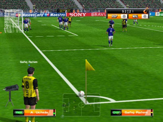 Option File Update Pemain PES 6 Terbaru Oktober 2014
