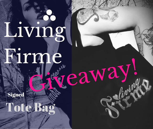 Living Firme Tote Bag Giveaway 2