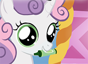 juego My little Pony Coloring Sweetie Belle