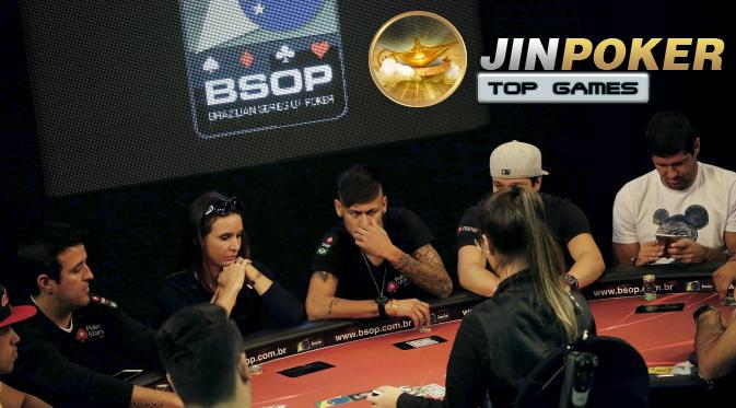 Pesepak Bola Neymar Jr Mengikuti Turnamen Poker JINPOKER