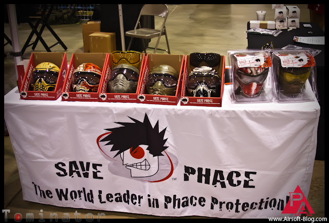 Save Phace Airsoft Masks, US Airsoft Expo, John Lu, Weekend of Heroes, Brandon Berkey Save Phace, Jerry Wright Save Phace, Airsoft Face Masks, Airsoft tactical masks, Airsoft face protection, Airsoft Tactical Gear, CrazyNCman, Pyramyd Airsoft Blog, Pyramyd Air, Tom Harris Media, Tominator,