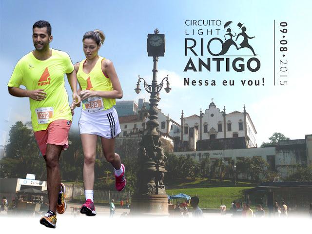 Circuito Rio Antigo : Inscrições abertas rio antigo etapa largo da carioca