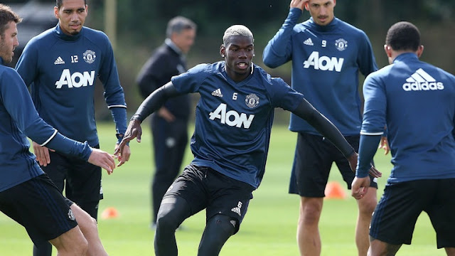 Pogba is the best midfielder in the world – Mourinho