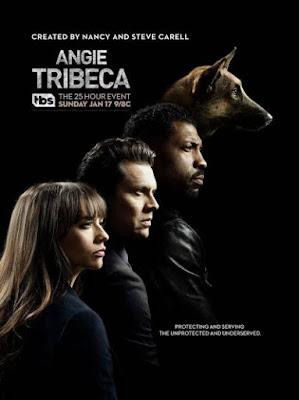 Angie Tribeca TBS