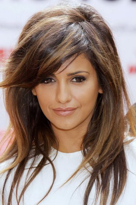 Long Hair - Choppy Layer Haircut Image 1