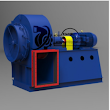 High Corrosive Fan From Chinese Manufacturer leading manufacturer of roots blowers and pumps