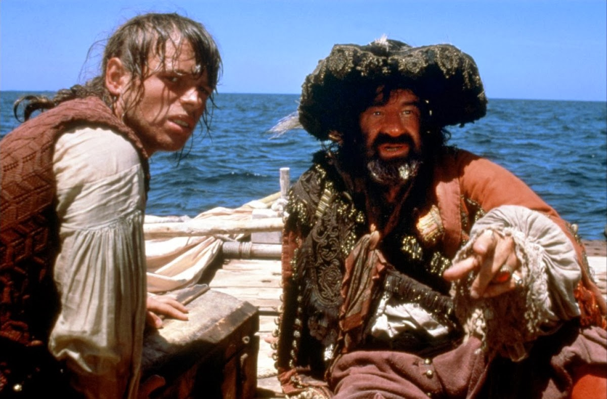 Cris Campion Walter Matthau Roman Polanski's Pirates 1986 movie