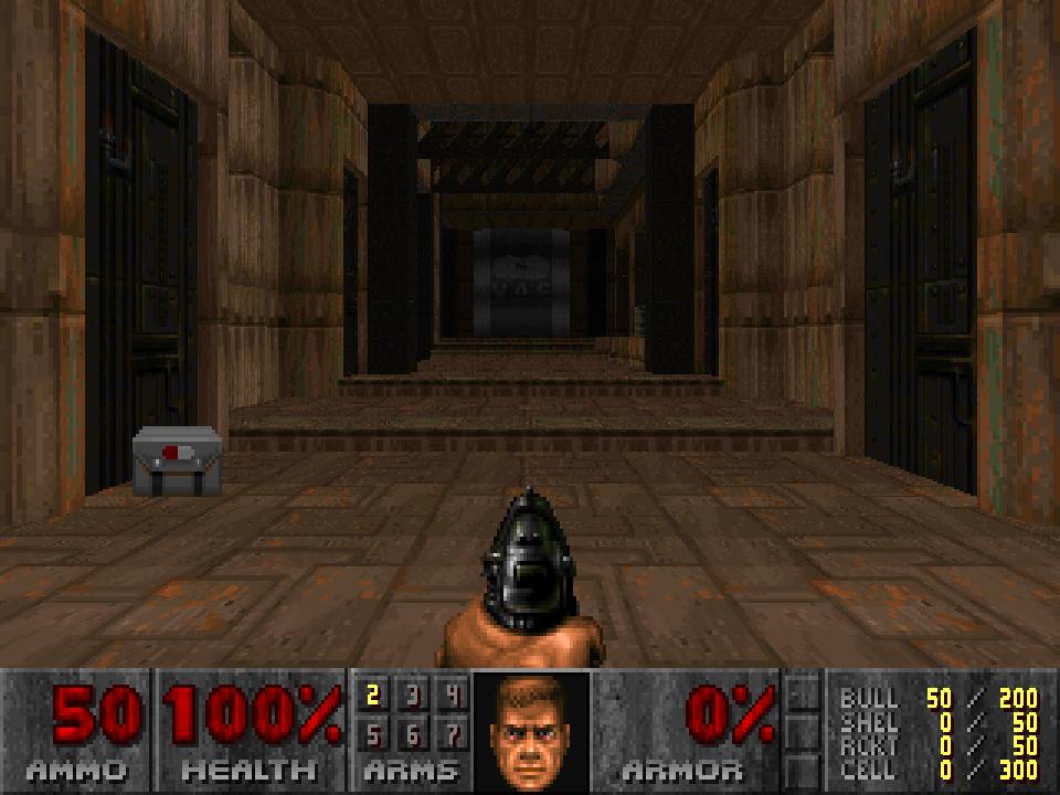 Introducing Doom Retro