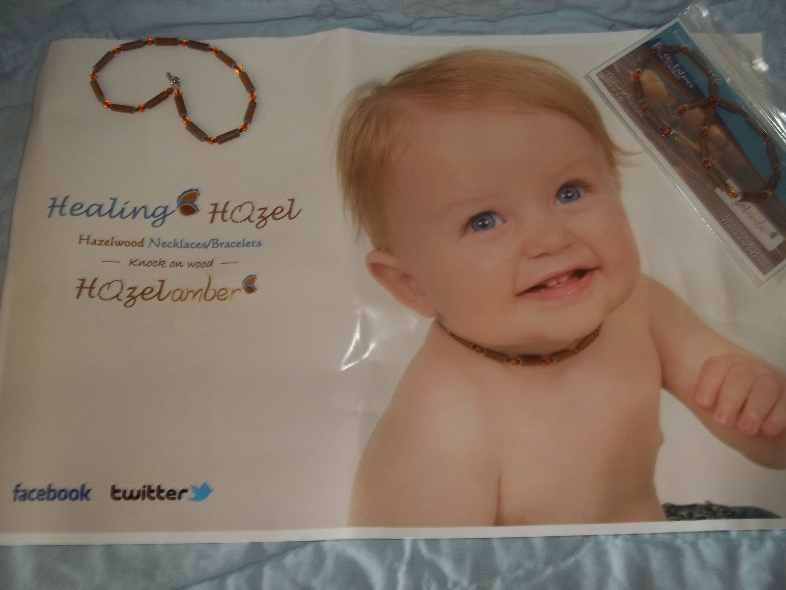 Mommyknowz Hazelamber Teething Necklace Review