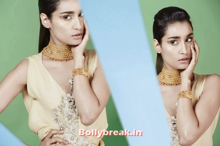 , Miss India Kanishtha Dhankar Adorn magazine Scans