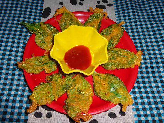 tasty spinach crisps
