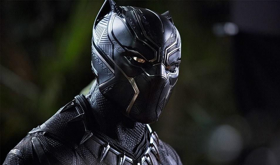 """Phim Black Panther - """"Chiến Binh Báo Đen"""" 1/2018"""
