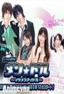 Mendol -Ikemen Idol - Mendol 2013 Poster
