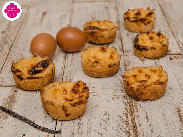 Pasteis de Nata - La Boite à Patisser + Concours inside