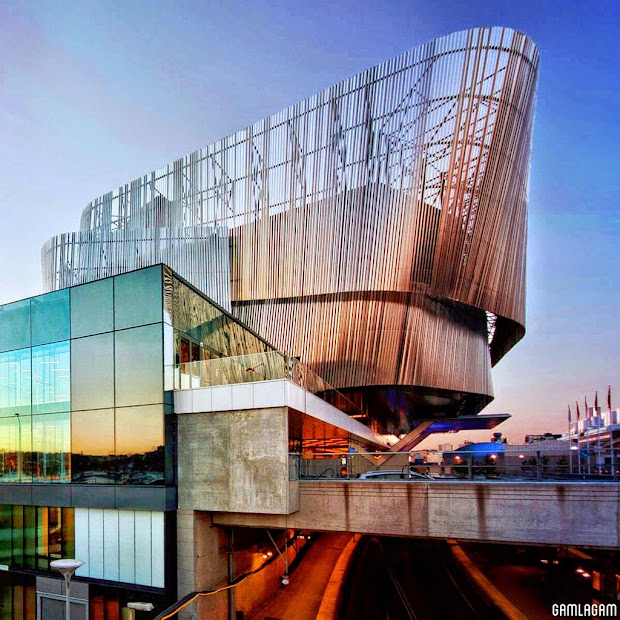 Of Modern Architecture In Stockholm Syndrome