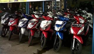 penjualan motor aisi