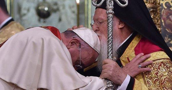 «Σιωπή» του Πάπα για την Αγιά Σοφιά - Δεν έχει πει «λέξη»
