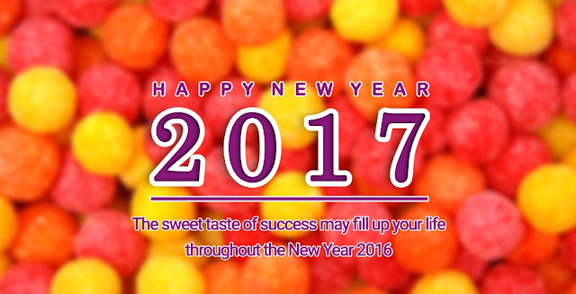 New Year 2017 HD Wallpaper for Desktop