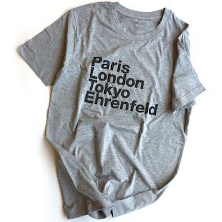 Paris London Tokyo Ehrenfeld 12/16