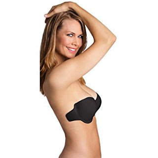 Backless Adhesive Bra Amazon.com