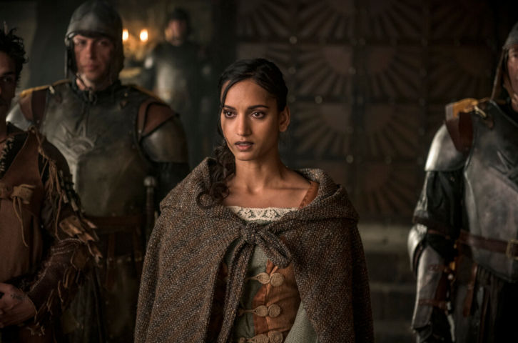 The Outpost - Episode 2.08 - A Crown For The Queen - Promotional Photos + Press Release