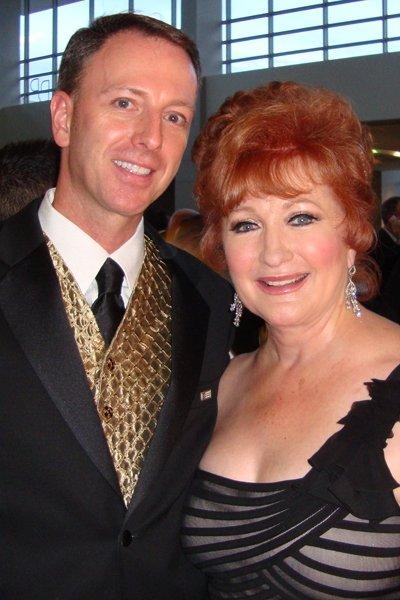 Travis & Ann Walker (Aunt LaVonda, Sordid Lives)