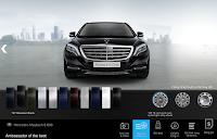 Mercedes Maybach S600 2015 màu Đen Obsidian 197