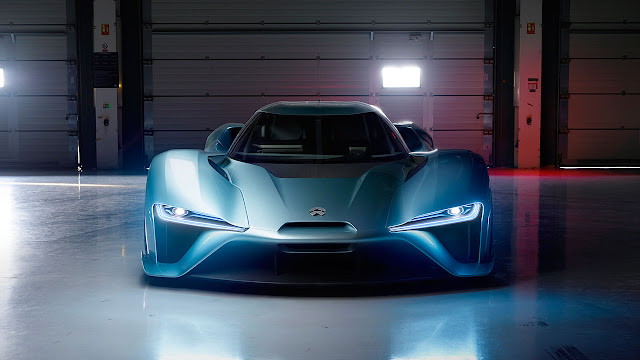 NextEV Launches NIO Brand and World's Fastest Electric Car