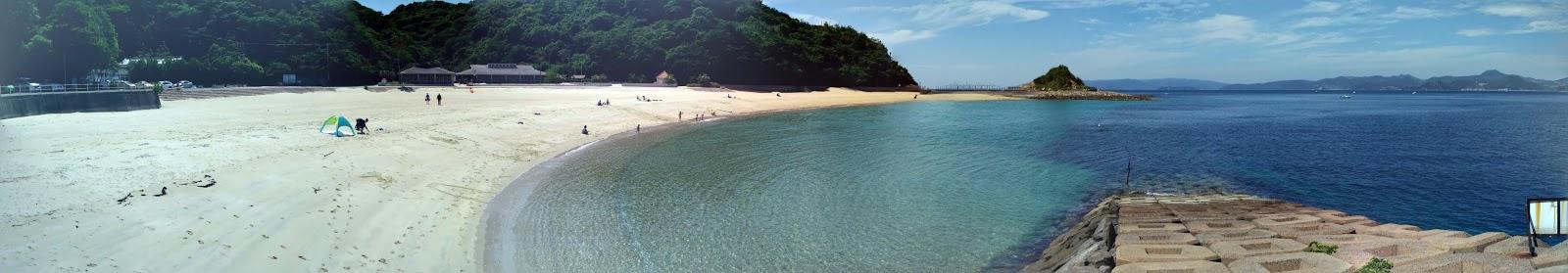 伊王島海水浴場 長崎 海