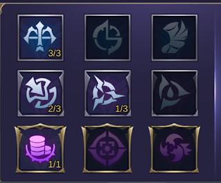 Emblem Talent Untuk Hero Lancelot