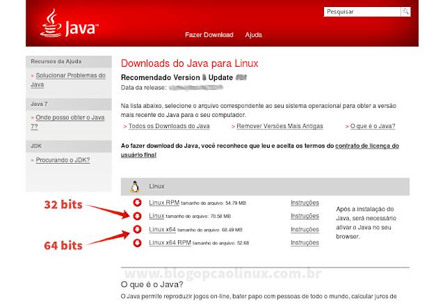 https://www.java.com/pt_BR/download/linux_manual.jsp