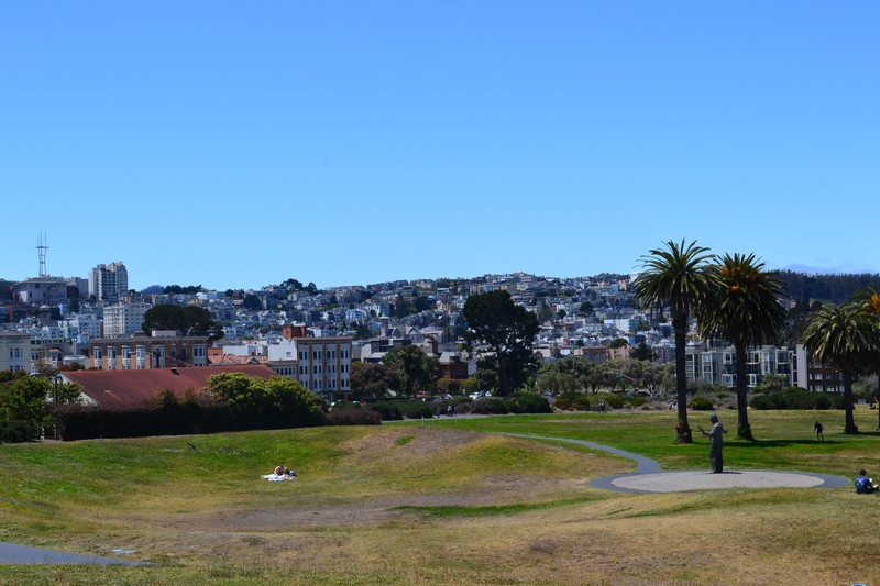 San Francisco, Californie, Fort Mason