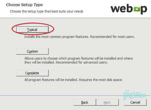 Cara Membuka Format File Gambar WebP