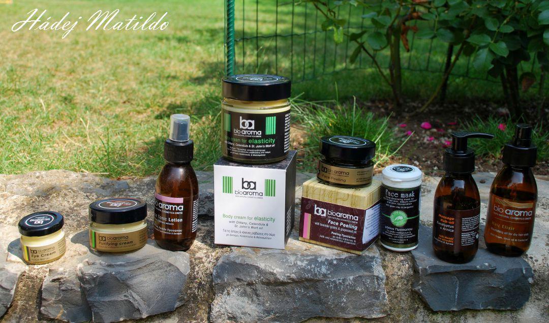 bioaroma, bio kosmetika, přírodní kosmetika