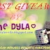 FIRST GIVEAWAY by CHE DYLA
