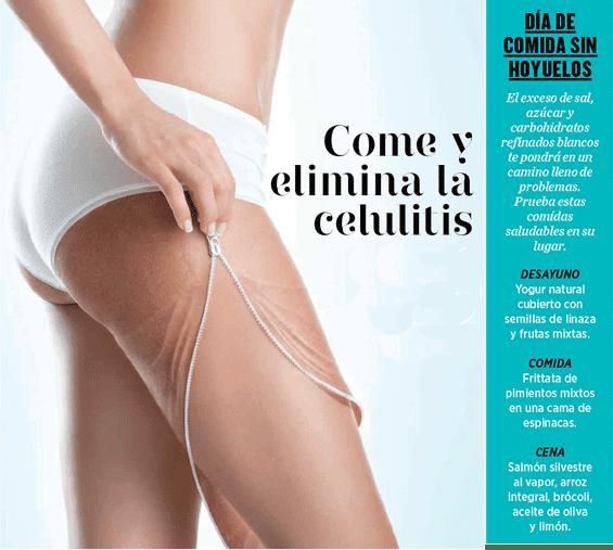 Come y elimina la celulitis