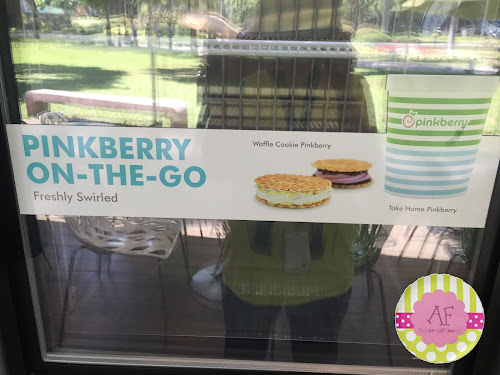Pinkberry on-the-go
