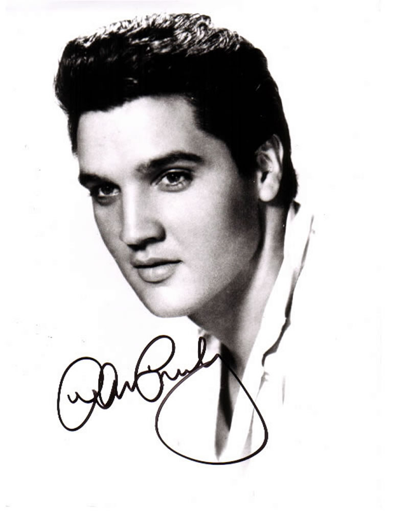 IN DREAMS ELVIS PRESLEY Art