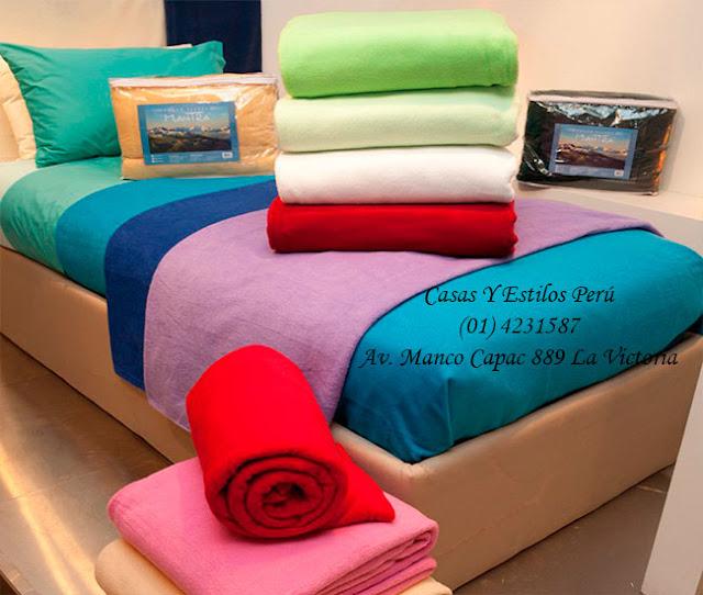 Sabanas lima mantas polares - Sabanas y toallas ...