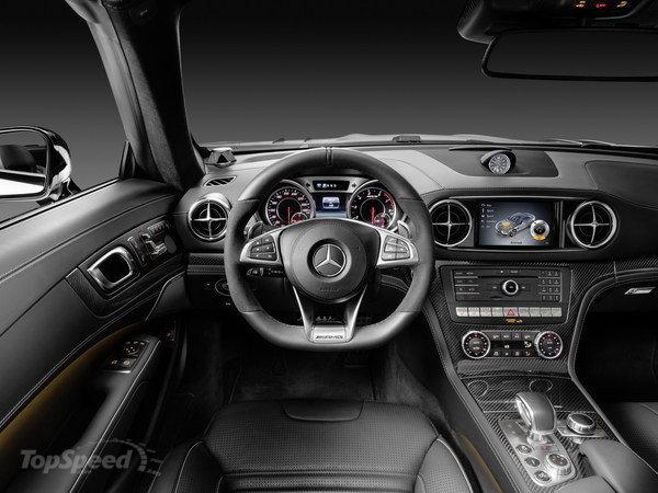 2016 Mercedes-Benz SL 400 AMG