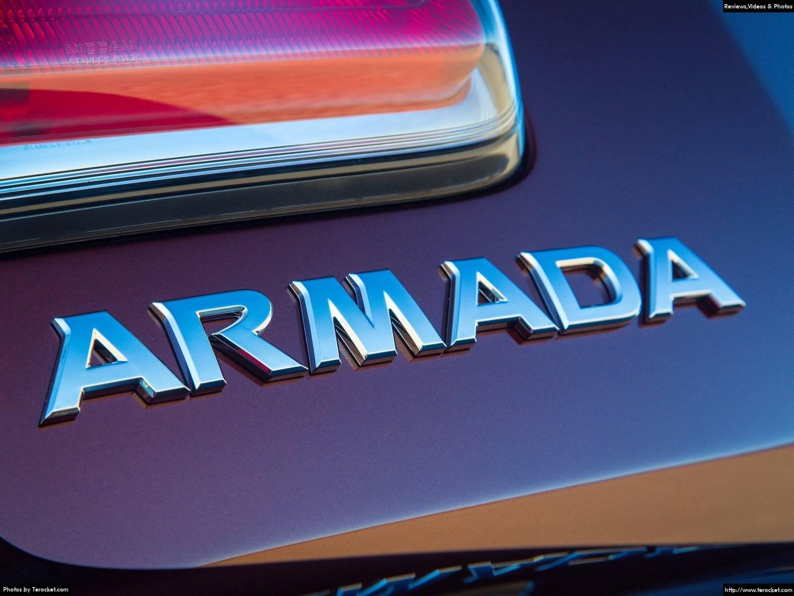 Hình ảnh xe ô tô Nissan Armada 2017 & nội ngoại thất