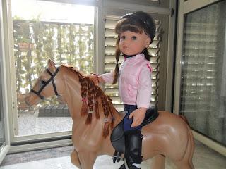 Gotz Hannah doll