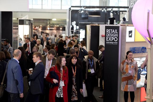 Visão do cliente, grande investimento e novos recursos, prometem um novo visual para Retail Design Expo em 2018