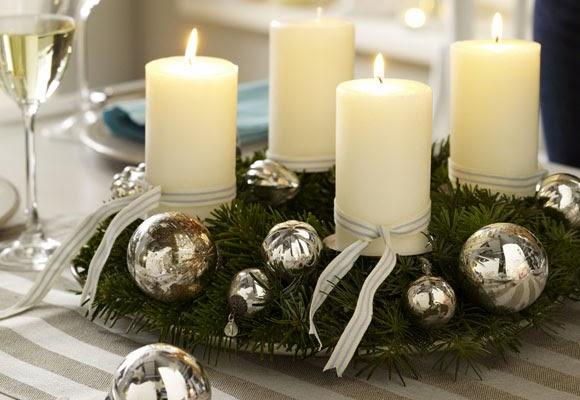 Marzua h galo usted mismo centro de mesa de navidad for Hagalo usted mismo mesa