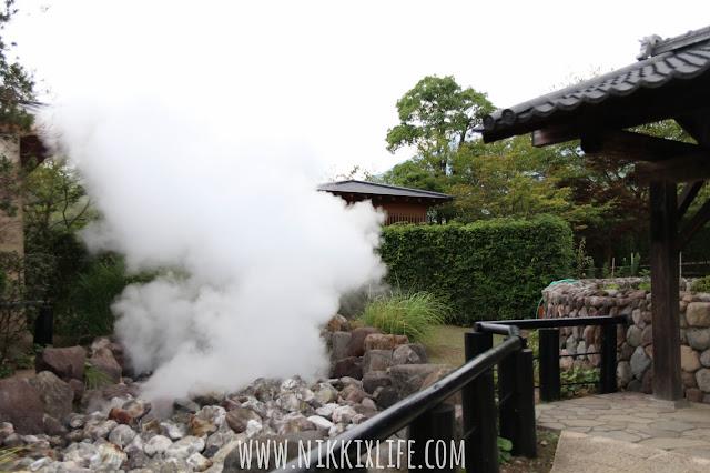 【日本。九州】別府地獄周遊:欣賞自然奇觀! 8